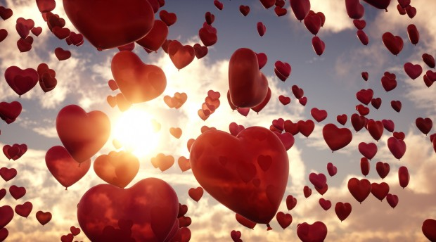 Balloon Hearts A11